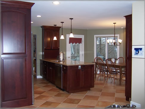 new kitchen space 2